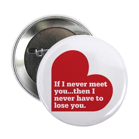 "LOST Juliet Quote 2.25"" Button (100 pack)"