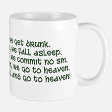 Irish Toast Mug
