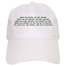 Irish Toast Baseball Cap