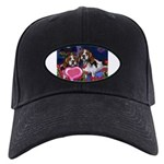 BEAGLE valentine Black Cap