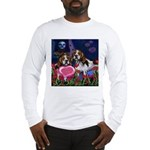 BEAGLE valentine Long Sleeve T-Shirt
