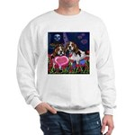 BEAGLE valentine Sweatshirt