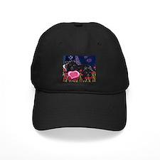 Schipperke Valentine Baseball Hat
