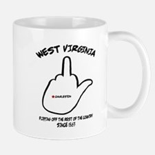 West Virginia State Bird Mug