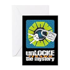 Unlocke 2 Collection Greeting Card