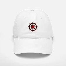 dharma initiative wheel of life Baseball Baseball Cap
