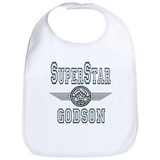 Superstar Godson Bib