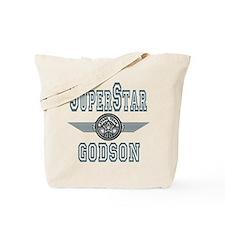 Superstar Godson Tote Bag