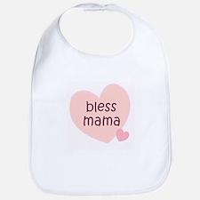 BLESS MAMA Bib