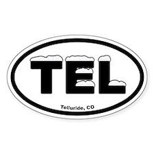 Telluride Colorado Bumper Stickers