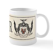 Vampyr Crest Small Mugs
