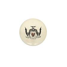 Vampyr Crest Mini Button (100 pack)