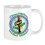 Brooklyn Small Mugs (11 oz)