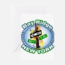 Unique Brooklyn Greeting Cards (Pk of 10)