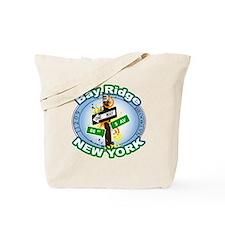 Cute Ridge Tote Bag