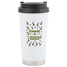 COVERED IN BEES Travel Mug