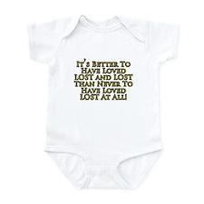 Loved LOST Infant Bodysuit