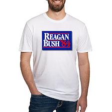 Reagan Bush '84 Shirt