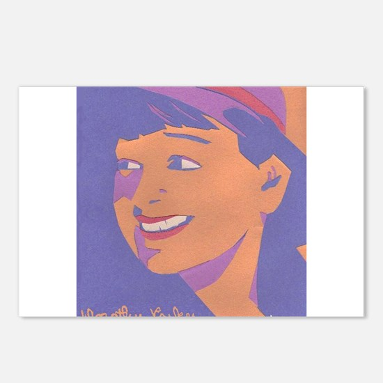 Unique Dorothy parker Postcards (Package of 8)