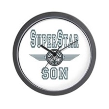 Superstar Son Wall Clock