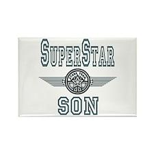 Superstar Son Rectangle Magnet