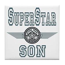 Superstar Son Tile Coaster