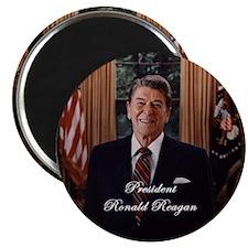President Ronald Reagan - Magnet