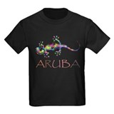Aruba Kids T-shirts (Dark)