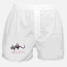 Cute Caribbean Boxer Shorts