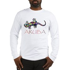 Cute Aruba Long Sleeve T-Shirt