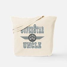 Superstar Uncle Tote Bag