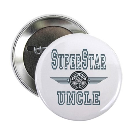 "Superstar Uncle 2.25"" Button"