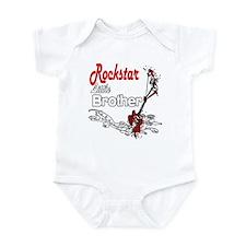 Rockstar Little Brother Infant Bodysuit