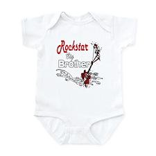 Rockstar Big Brother Infant Bodysuit