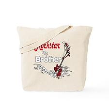 Rockstar Big Brother Tote Bag