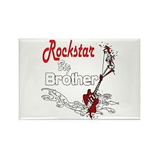 Rockstar Big Brother Rectangle Magnet