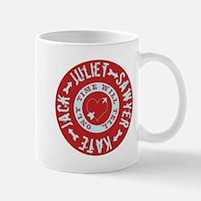 Love Square Mug