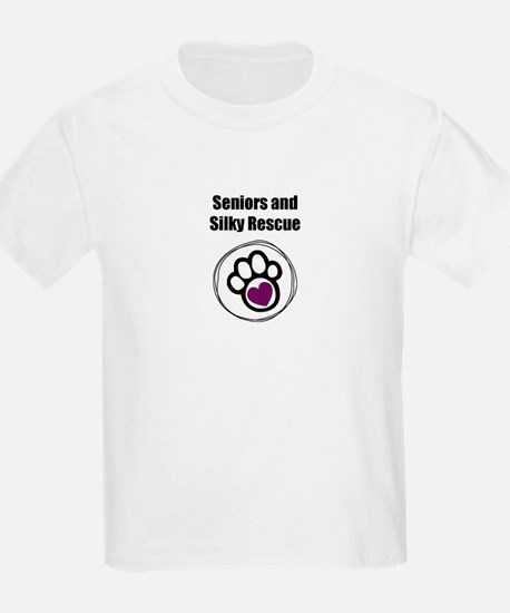 Seniors and Silky Rescue T-Shirt