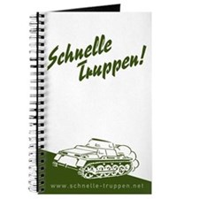 Funny Panzer Journal