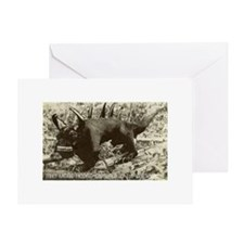 Fearsome Hodag Greeting Card