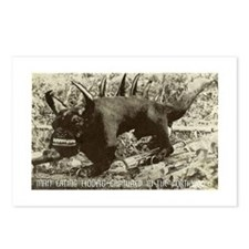 Fearsome Hodag Postcards (Package of 8)