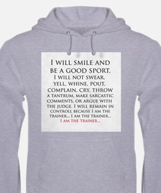 I am the Trainer Hoodie
