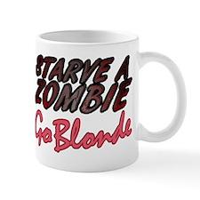 Starve a Zombie Mug