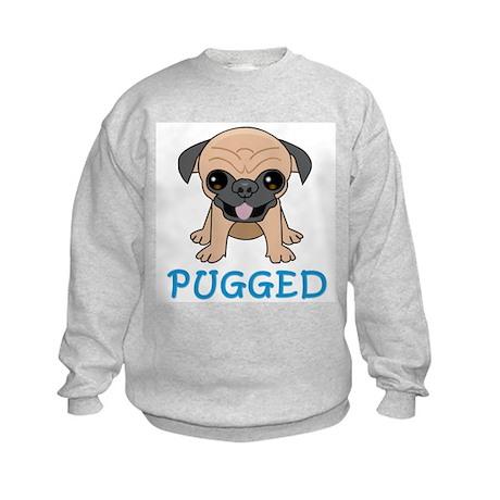Pugged Kids Sweatshirt