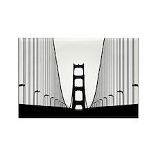 bay.bridge.black Magnets