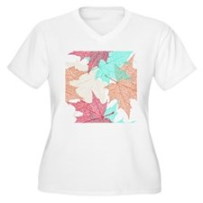 Cute Fall leaves T-Shirt