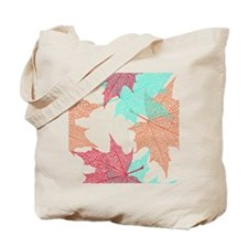 Unique Falling leaf Tote Bag