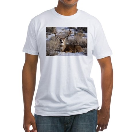 Morning Sun Fitted T-Shirt