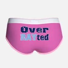 Over RAYted Women's Boy Brief