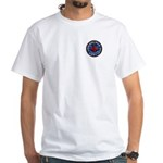 USS Solace White T-Shirt